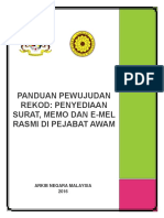 Panduan Pewujudan Rekod Penyediaan Surat Rasmi Memo Dan E-Mel Rasmi.pdf