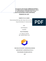 Cover Proposal Skripsi Pdf