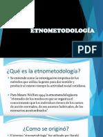 etnometodologia