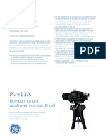 Pv411a - Four-In-One Hand Pump Brochure Portugues
