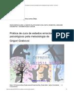 Prática de Cura de Estados Emocionais e Psicológicos Pela Metodologia de Grabovoi