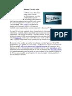 Cómo Acortar Direcciones Web