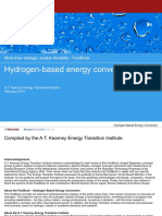 Hydrogen Based Energy Conversion FactBook