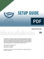 Guitar Rig Setup Guide English