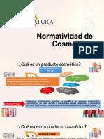 Normatividad de Productos Cosméticos