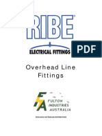 RIBE - B01 - Overhead Line Fittings