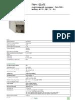 Zelio Electromechanical Relays_RHK412BA76