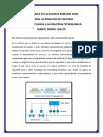Consulta Control Petroquimica