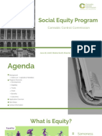 Social Equity Program, Massachusetts Cannabis Control Commission: