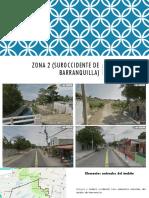Zona 2 (Suroccidente de Barranquilla)