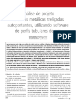 Análise de projeto de torres metálicas treliçadas autoportantes, utilizando software de perfis tubulares de aço.pdf