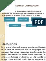 Clase 3 y 4 El Proceso Economico y La Prod - Copia