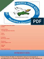 Reporte II Tegnologia Aplicada Ala Educacionb
