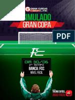Simulado Da Copa 30-06 - FCC