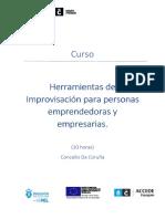 Programa Curso Impro PDF