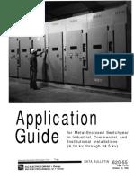 Aplication Guide Metal Enclosed.pdf