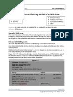 GDC Tech Bulletin Hard Drive Diagnostics v2