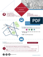 Plan Acces - Groupe CREATIVE Paris