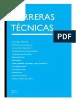 Carreras Tecnicas Iccem 1