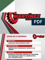 Engranajes Martinez - Grupo 4