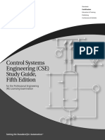 Control system engineering - ISA Professional Engineering Licensing exam study guide.pdf
