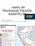 UCV-Semana 14 - Diseño Pav. Flexible AASHTO 93