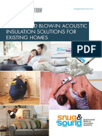 JET STREAM MAX - Acoustic Insulation