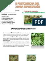 Manejo Postcosecha Del Platano Para Exportacion