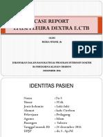 Case Efusi Pleura
