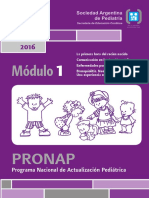 Pronap 2016 Modulo 1