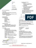 Araling Panlipunan 8 Lesson Plan Day 1