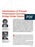 Optimization of Girder