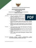 e7742 Peraturan Menteri Negara Agraria Nomor 2 Tahun 1996