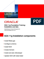 SOA 11g Foundation - 00 - Installation and labs