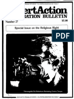 Covert Action Information Bulletin #27 - The Religious Right