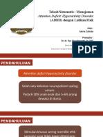PPT Jurnal ADHD Satria