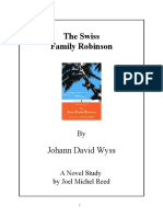 The Swiss Family Robinson Novel Study Preview