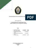 PKMT 09 UNDIP Andi Produksi Dekstrin Dari