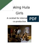 Making Hula Girls