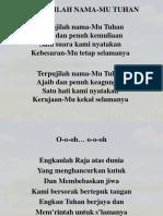 lagu PMK