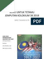 Buku 4 Panelists Kolokium 38 2018