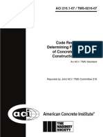 ACI 216.1-07 Code Requirements for Determining Fire Resistance of Concrete and Masonry Construction Assemblies_MyCivil.ir.pdf