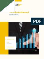 The Sales Enablement Handbook