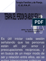 TERAPIA DEL PERDON EN ABUSO SEXUAL..ppt