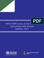Maldives 2016 Annex1 Steps 2011