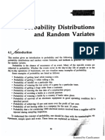 System Notes Probability