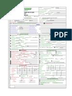 API 675 Pump Datasheet
