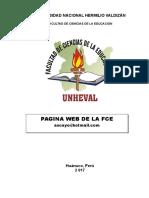 Insumos Para La Pagina Web - Fce