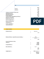 Py Calculation Sheet