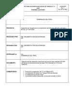 Informe de Baja Tk-2 Salaverry 2018